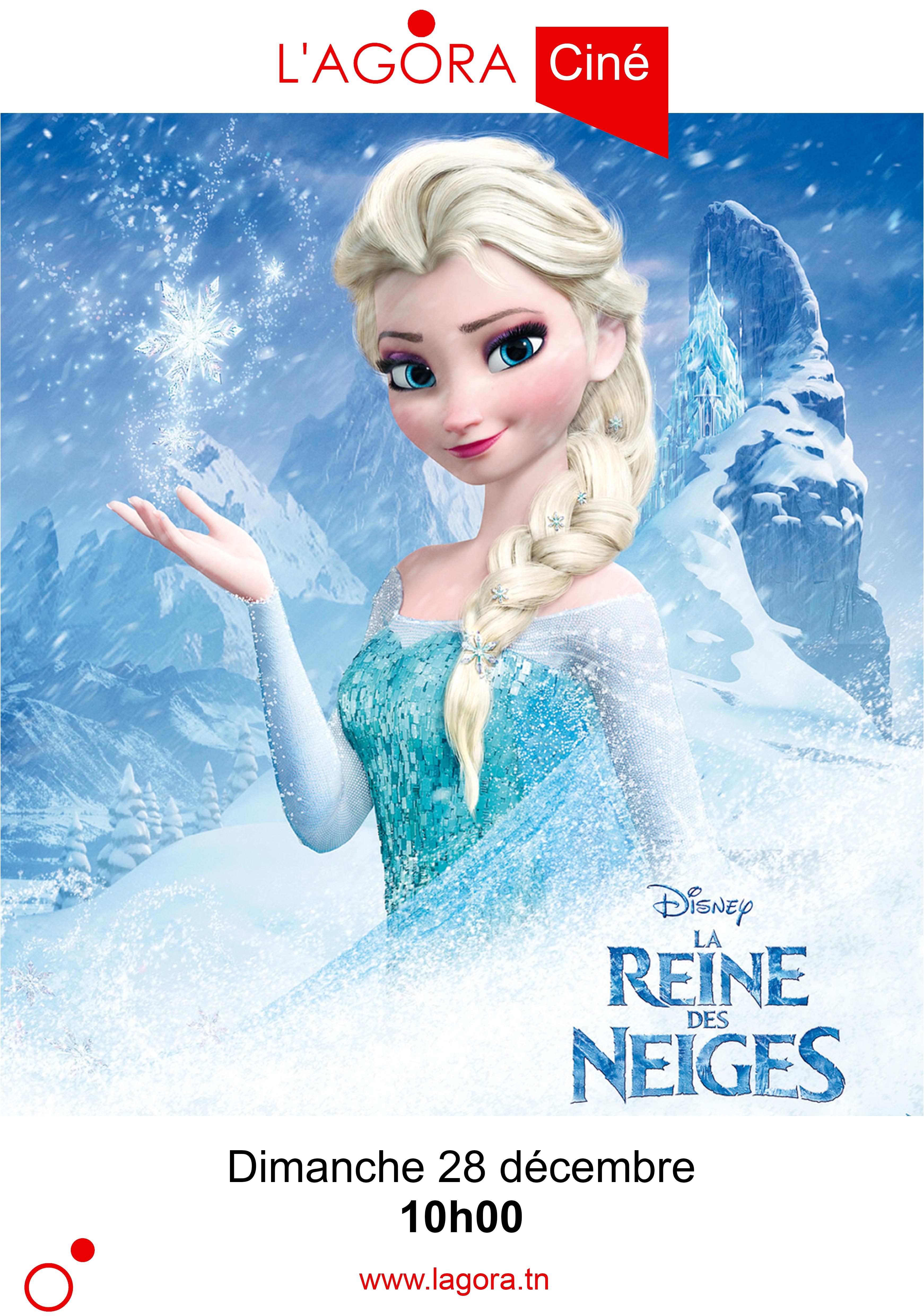 Film d 39 animation la reine des neiges l 39 agora - Fin de la reine des neiges ...